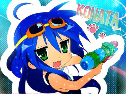 Konata Izumi Wallpaper
