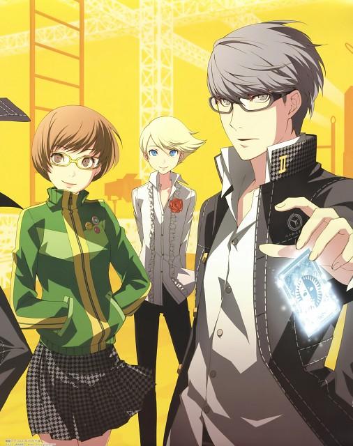 Shuuji Sogabe, Anime International Company, Atlus, Shin Megami Tensei: Persona 4, Teddy