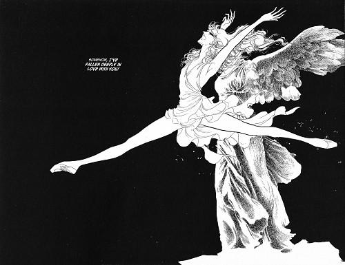 Kyoko Ariyoshi, Swan (Series), Masumi Hijiri