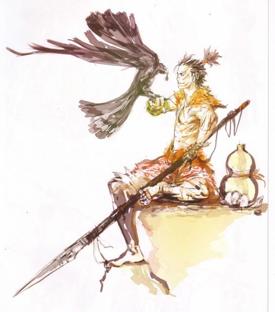 Makoto Tsuchibayashi, Capcom, Design Works, Sengoku Basara, Toshiie Maeda