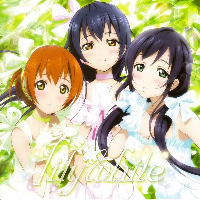 Sunrise (Studio), Love Live! School Idol Project, Rin Hoshizora, Umi Sonoda, Nozomi Tojo