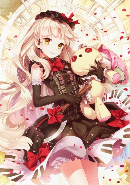 Nardack, Vocaloid, Mayu (Vocaloid)