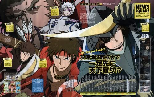 Capcom, Sengoku Basara, Masamune Date, Hideyoshi Toyotomi (Sengoku Basara), Hanbei Takenaka (Sengoku Basara)