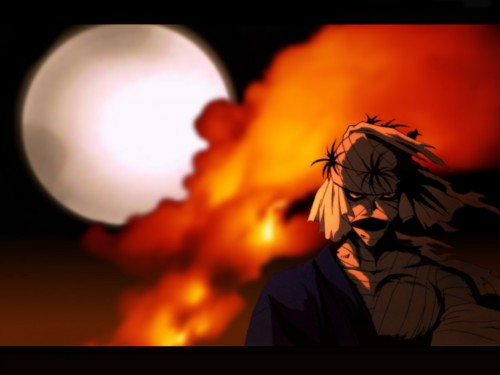 Rurouni Kenshin, Makoto Shishio Wallpaper