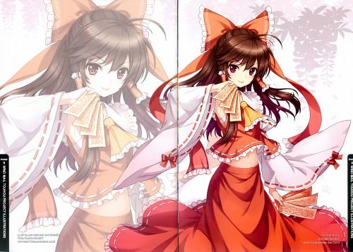 An2a, Petite Fatal 4th, Touhou, Reimu Hakurei