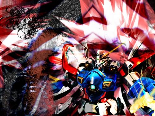 Mobile Fighter G Gundam Wallpaper