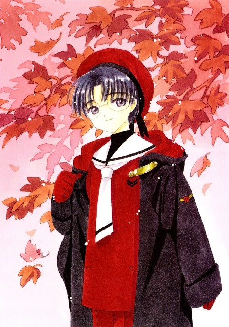 CLAMP, Madhouse, Cardcaptor Sakura, Cardcaptor Sakura Illustrations Collection 2, Eriol Hiiragizawa