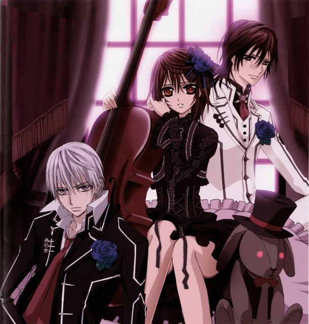Asako Nishida, Matsuri Hino, Studio Deen, Vampire Knight, Jam