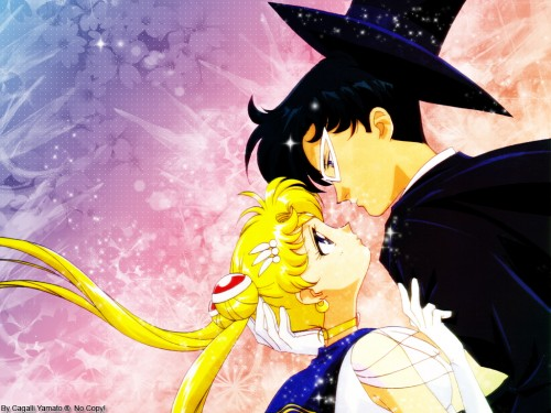 Toei Animation, Bishoujo Senshi Sailor Moon, Tuxedo Kamen, Super Sailor Moon Wallpaper