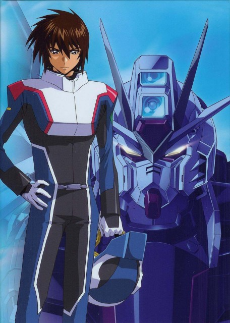 Sunrise (Studio), Mobile Suit Gundam SEED Destiny, Kira Yamato