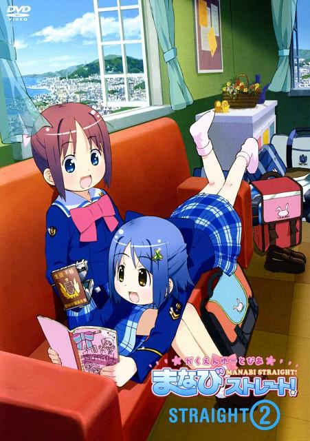 Ufotable, Marvelous Entertainment, Gakuen Utopia Manabi Straight!, Manami Amamiya, Mika Inamori