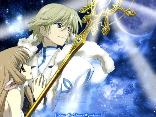 CLAMP, Madhouse, Chobits, Tsubasa Reservoir Chronicle, Fay D. Flourite Wallpaper