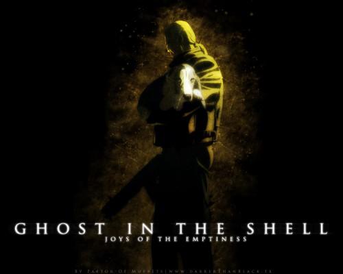 Masamune Shirow, Ghost in the Shell, Batou Wallpaper