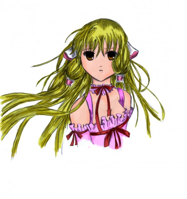 CLAMP, Madhouse, Chobits, Chii, Member Art