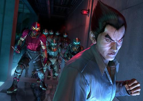 Namco, Tekken, Kazuya Mishima, Utensils