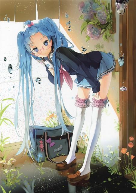 Anmi, Vocaloid, Miku Hatsune