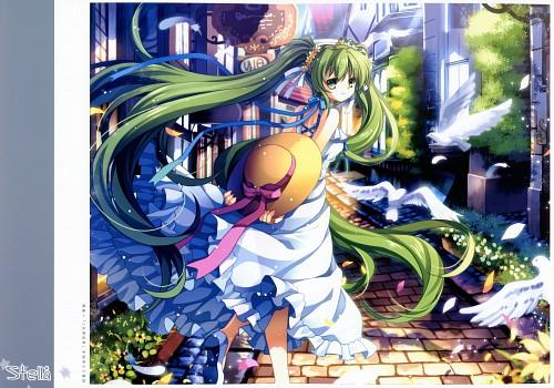 Capura Lin, Stella (Artbook), Vocaloid, Miku Hatsune, Comic Market 80