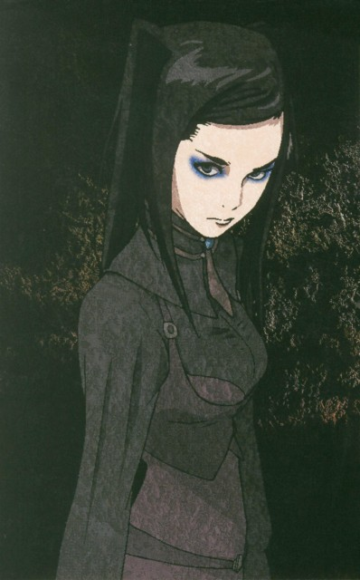 Geneon/Pioneer, Ergo Proxy, Re-l Mayer