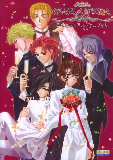 Mimizuku Owl, Carnelian, Fanatica Visual Fan Book, Gin no Eclipse, Arshile