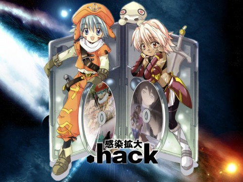 Rei Izumi, Yoshiyuki Sadamoto, Bee Train, .hack//Legend of the Twilight, Shugo Kunisaki Wallpaper