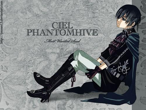 Yana Toboso, A-1 Pictures, Kuroshitsuji, Ciel Phantomhive, Member Art Wallpaper