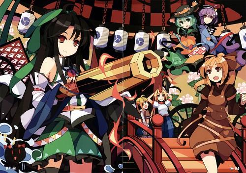 Ideolo, NEKO WORKi, Carnival Fantasy, Touhou, Satori Komeiji