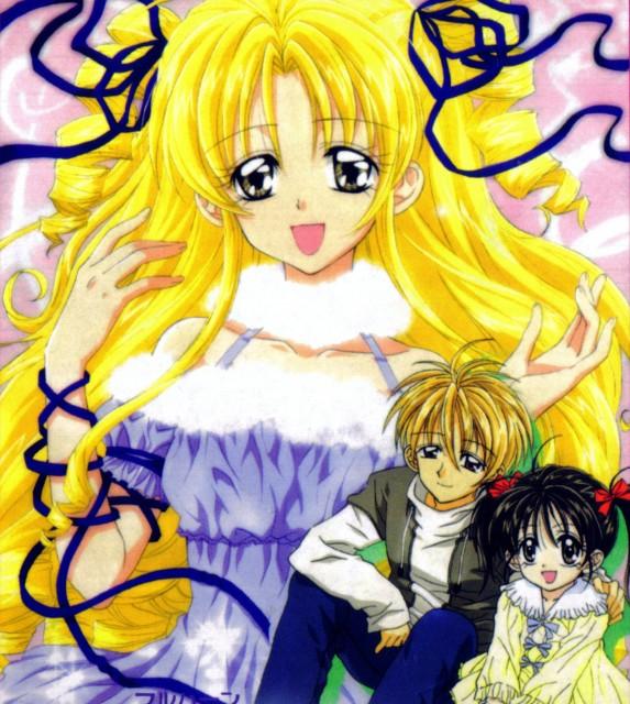 Studio DEEN, Full Moon wo Sagashite, Full Moon (Character), Eichi Sakurai, Mitsuki Koyama
