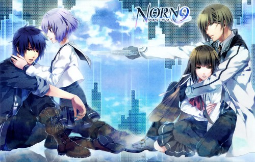 Teita, Idea Factory, NORN9 Premium Book, NORN9, Mikoto Kuga
