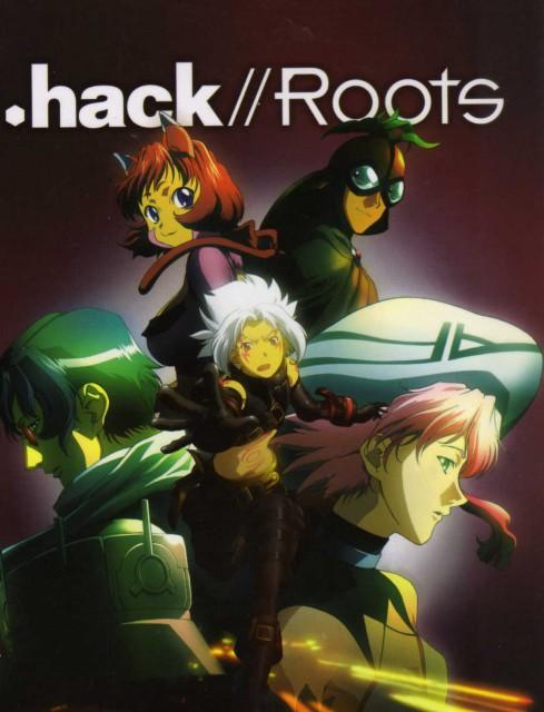 Yoshiyuki Sadamoto, .hack//G.U., Shino Nanao, Ovan, Tabby (.hack)