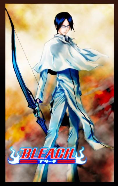 Kubo Tite, Studio Pierrot, Bleach, Uryuu Ishida, Colorizations