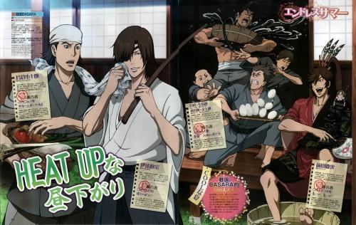 Production I.G, Sengoku Basara, Keiji Maeda (Sengoku Basara), Kojuro Katakura, Masamune Date