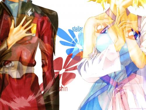 Youichi Fukano, Sunrise (Studio), Mobile Suit Gundam SEED Destiny, Stellar Loussier, Shinn Asuka Wallpaper
