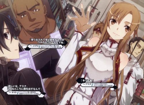 Abec, A-1 Pictures, Sword Art Online, Kazuto Kirigaya, Ryotaro Tsuboi