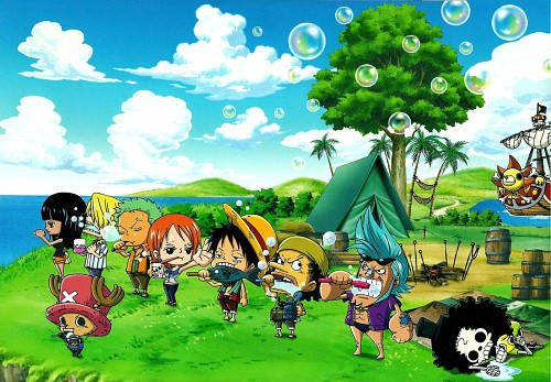 Eiichiro Oda, Toei Animation, One Piece, Nami, Tony Tony Chopper