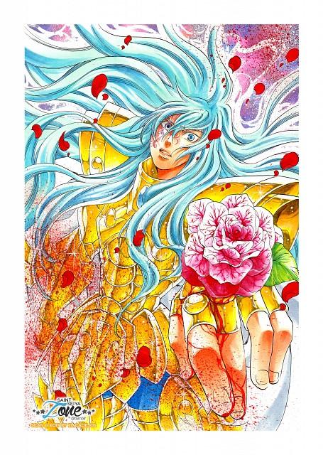 Shiori Teshirogi, TMS Entertainment, Saint Seiya: The Lost Canvas, Pisces Albafica