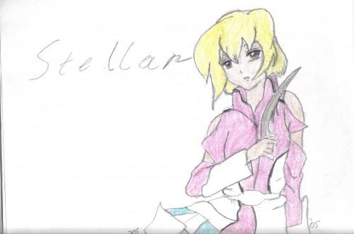 Sunrise (Studio), Mobile Suit Gundam SEED Destiny, Stellar Loussier, Member Art