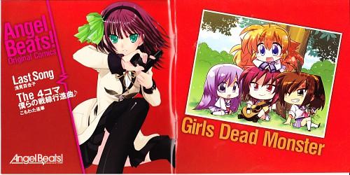 Na-Ga, Key (Studio), Angel Beats!, Hisako (Angel Beats!), Masami Iwasawa