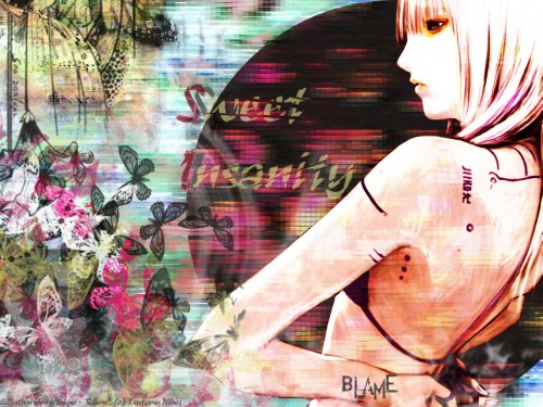 Blame! Wallpaper