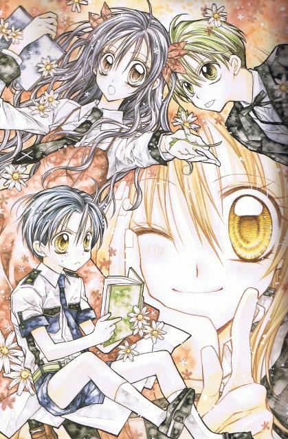 Arina Tanemura, Shinshi Doumei Cross, Arina Tanemura Collection, Kusame Otomiya, Komaki Kamiya