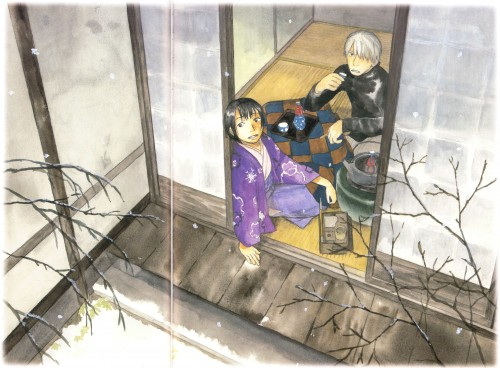 Yuki Urushibara, Mushishi, Tanyu, Ginko