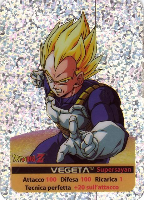 Akira Toriyama, Toei Animation, Dragon Ball, Super Saiyan Vegeta, Trading Cards