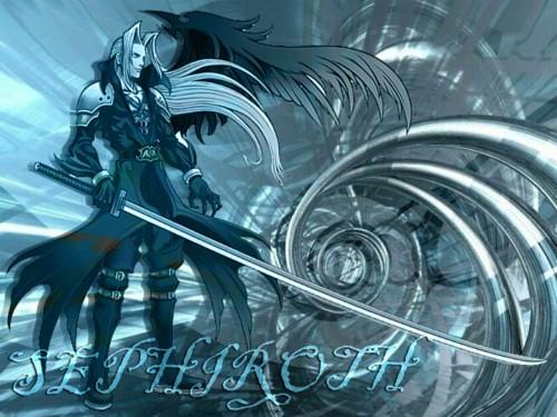 Final Fantasy VII, Sephiroth Wallpaper