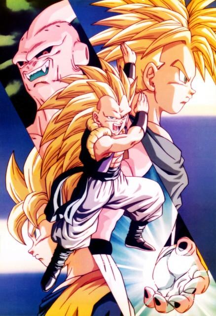 Akira Toriyama, Toei Animation, Dragon Ball, Super Saiyan Trunks, Gotenks
