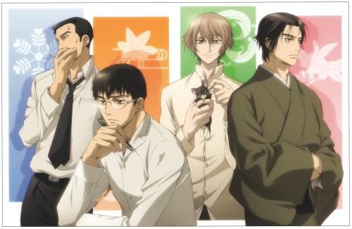Madhouse, Mouryou no Hako, Shutaro Kiba, Reijiro Enokizu, Akihiko Chuzenji