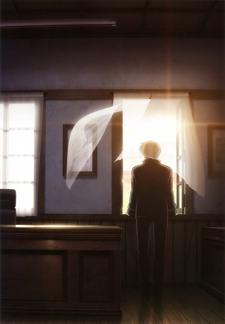 Na-Ga, Key (Studio), Angel Beats!, Yuzuru Otonashi