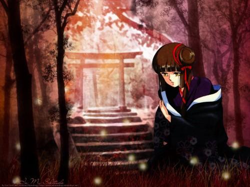 Narumi Kakinouchi, Vampire Princess Miyu, Miyu Wallpaper
