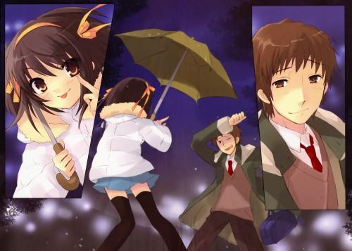 Noizi Ito, Kyoto Animation, UNiSONSHIFT, The Melancholy of Suzumiya Haruhi, Kyon