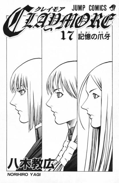 Norihiro Yagi, Madhouse, Claymore, Uma, Tabitha