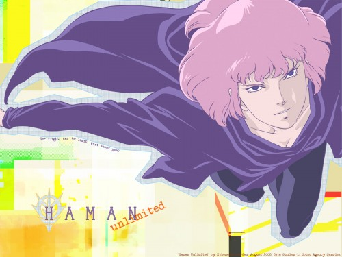 Sunrise (Studio), Mobile Suit Gundam - Universal Century, Mobile Suit Zeta Gundam, Haman Karn Wallpaper