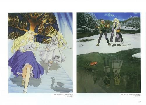 Sunrise (Studio), Turn A Gundam, Turn-a Gundam Art Works, Loran Cehack, Dianna Soreil